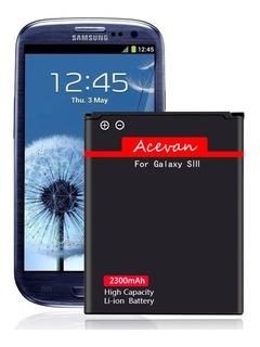 Bateria Acevan Li-ion Para Galaxy S3/19300