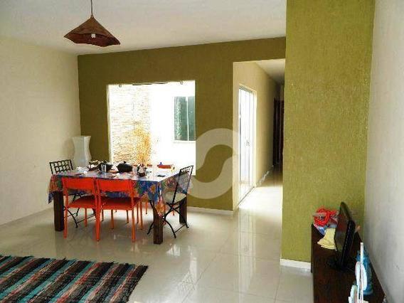 Casa Residencial À Venda, Cordeirinho (ponta Negra), Maricá. - Ca1571