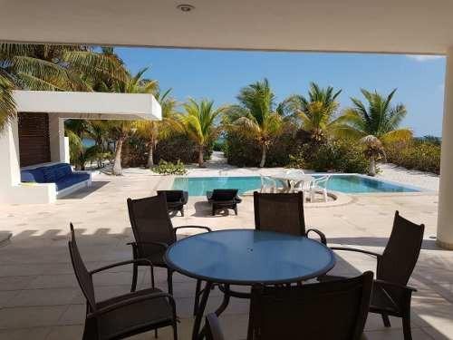 Preciosa Casa En Venta En La Playa Progreso Yucatan