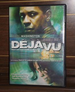 Película Original Dvd Déjà Vu Denzel Washington