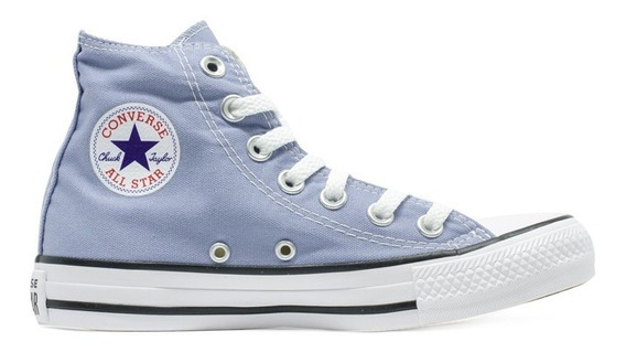 Tênis Converse Chuck Taylor All Star Hi Azul Original