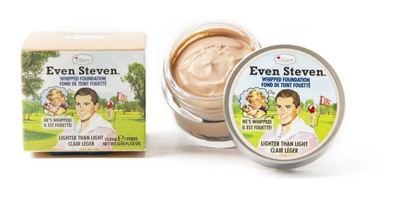 Base Cremosa The Balm Even Steven