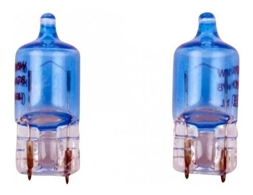Bombillos Osram T10 158 Cool Blue Intense 4200k X2