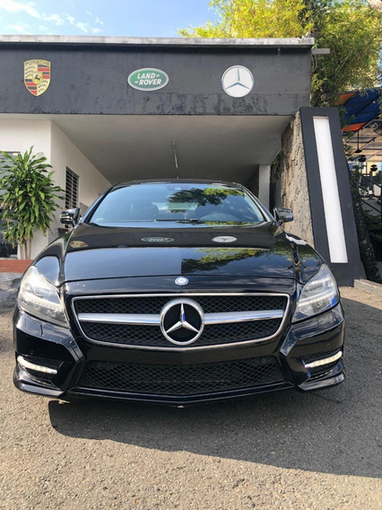 Mercedes-benz Clase Cls 550 2014
