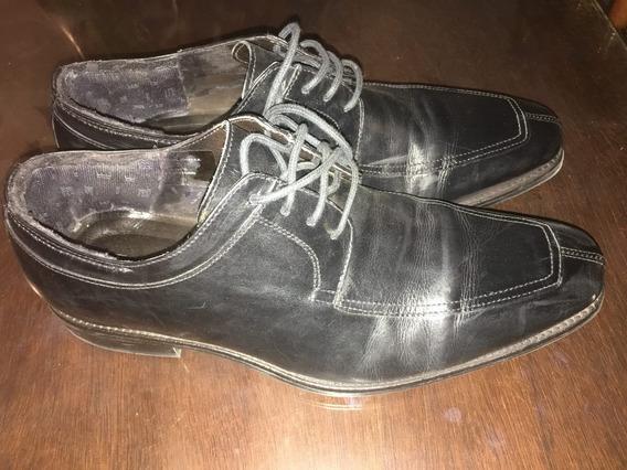 Zapatos De Vestir Marca Democrata Solo 2 Usos