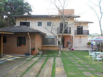 Casa Em Jardim Colibri, Embu Das Artes/sp De 562m² 4 Quartos À Venda Por R$ 1.150.000,00 - Ca121766