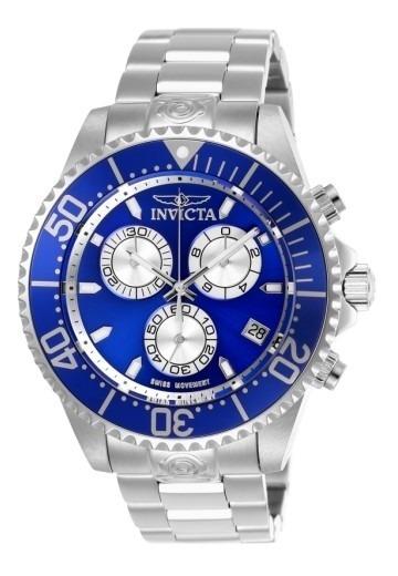 Relógio Invicta Grand Diver 26847 Swiss Muvt Novo E Original