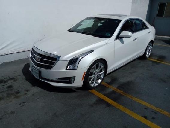 Cadillac Ats 4p Premium Sedan L4/2.0/t Aut