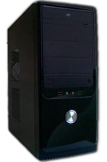 Cpu Core 2 Duo 4gb Hd500 + Wifi Win.7 C/ Teclado E Mouse !