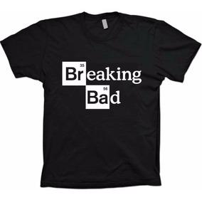 Camiseta Séries - Heisenberg Breaking Bad - 100 Algodão!!
