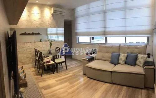 Imagem 1 de 20 de Apartamento À Venda, 2 Quartos, 1 Vaga, Humaitá - Rio De Janeiro/rj - 4074