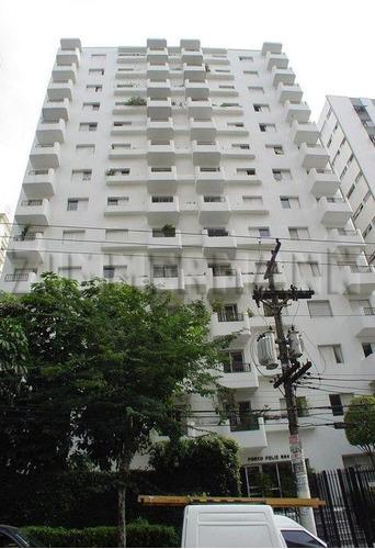 Imagem 1 de 10 de Apartamento - Moema - Ref: 128616 - V-128616