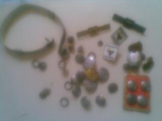 Coleccion Insignias Y Botones De Transito 5$