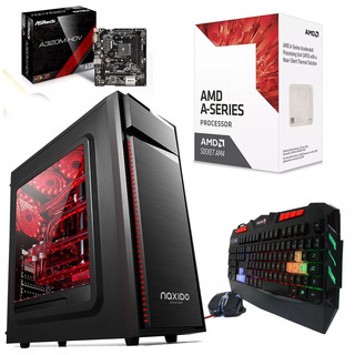 Pc Armada Gamer Video Cpu Amd Vega Ddr4 Fortnite Fifa Lol Ok