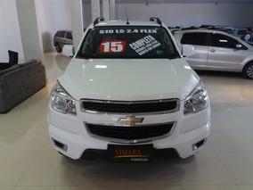 Chevrolet S10 2.4 Ls 4x2 Cd 8v Flex 4p Manual