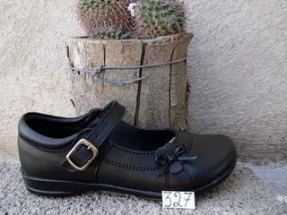 Zapato Escolar Para Niña Modelo 327