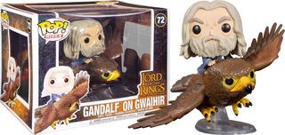 Funko Pop! Rides Lotr - Gandalf On Gwaihir #72