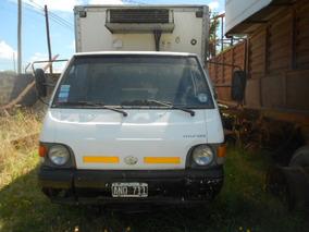 Hyundai H100 1995 Con Furgon Termico Y Equipo De Frio