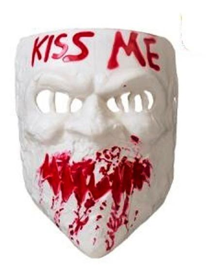 Mascara Careta Kiss Me La Purga