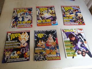 Revistas Ultra Jovem - 11 Edições