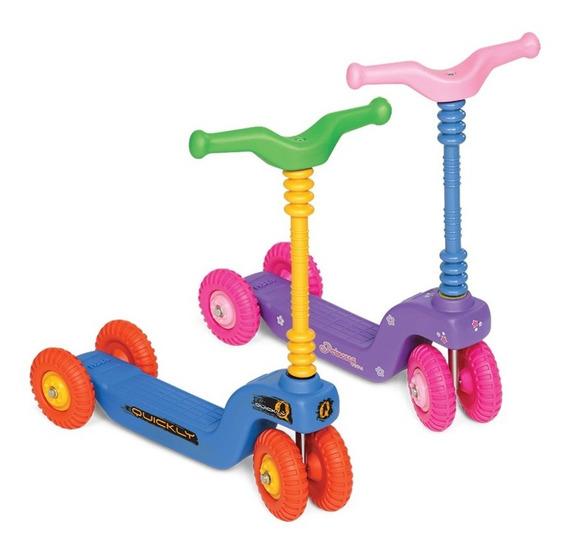 Monopatin Andador 4 Ruedas 150 Vegui Quickly Babymovil