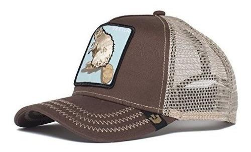 Goorin Bros. Men's Animal Farm Snap Back Trucker Hat