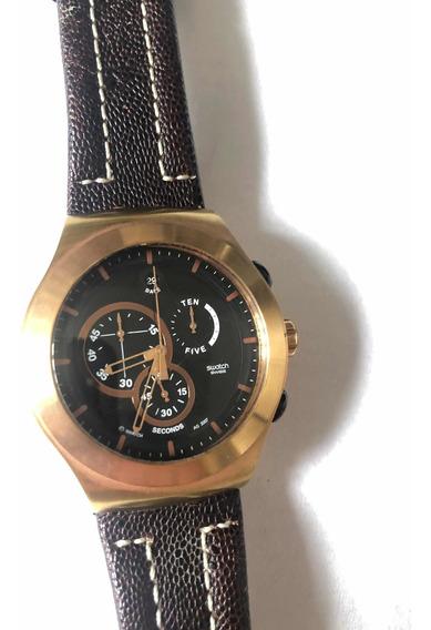 Relógio Swatch Irony Cronógrafo