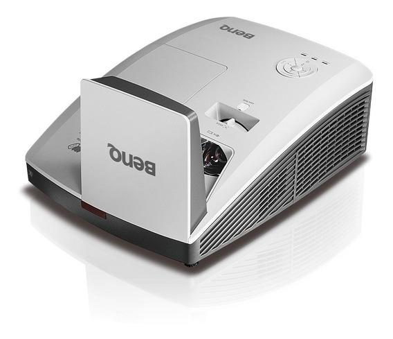 Projetor Benq Ultra Curta Distância 3500 Lumens Mw855ust