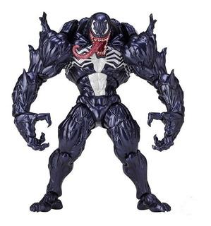 Figura Acción Venom Spider Man Marvel 2#