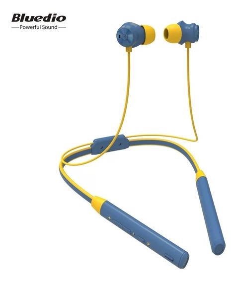 Fone De Ouvido Bluedio Tn2 Energy Bluetooth 4.2