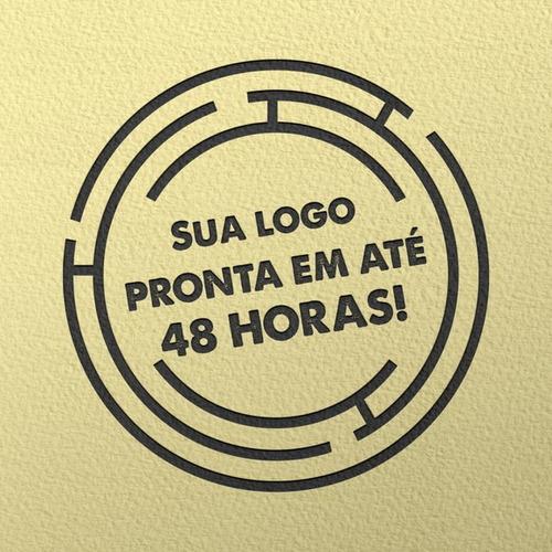 Imagem 1 de 7 de Logo Marca Em 48h