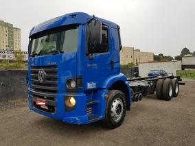 Vw 24250 2011 Truck Com Ar Condicionado N Vm 260 P310 P250