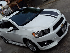 Chevrolet Sonic 1.6 Zmx At