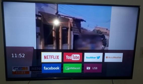 Smart Tv 4k 55