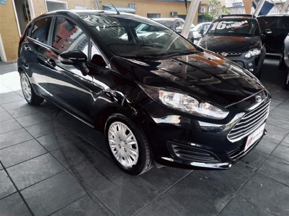Fiesta 1.6 Se Plus Hatch 2017 Autom