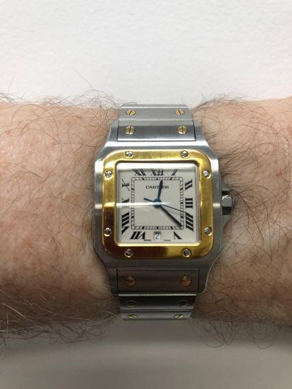 Relógio Cartier, Vitesse Branco, 1566