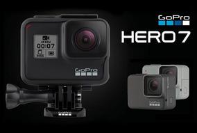 Camera De Ação Gopro Hero 7 Black Chdhx