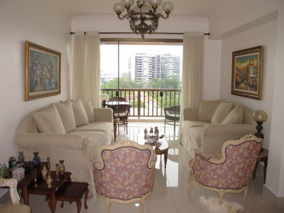 Apartamento Em Barra Da Tijuca, Rio De Janeiro/rj De 116m² 3 Quartos À Venda Por R$ 1.280.000,00 - Ap131029