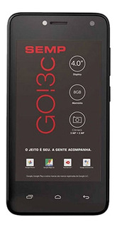 Smartphone Semp Go 3c 4 Quadcore 8gb 5mp Dual Chip