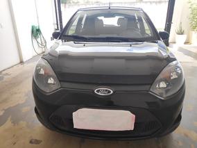 Ford Fiesta 1.0 Hatch Class 2012 Preto