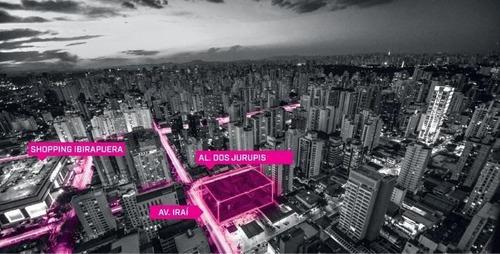 Apartamento 97,70m² Ao Lado Do Shopping Ibirapuera! - 1995
