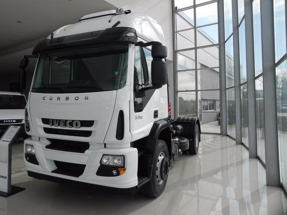 Camion Iveco Cursor Tractor 450c33t 0km Cab Dorm Cavallino