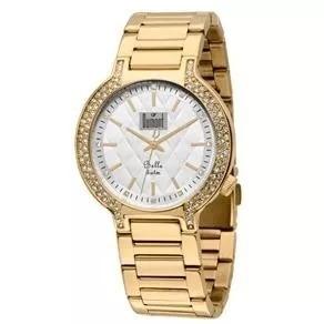 Relógio Dumont - Sw85473/4b - Dourado - 12x Sem Juros