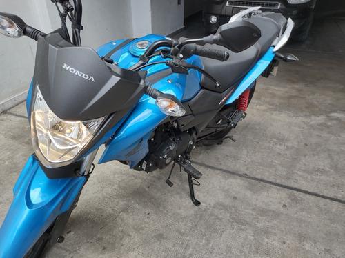 Honda Cb 125 F Twister