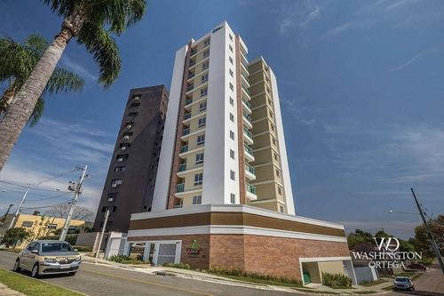 Imagem 1 de 23 de Apartamento Com 3 Dormitórios À Venda, 76 M² Por R$ 431.000,00 - Três Marias - São José Dos Pinhais/pr - Ap0085
