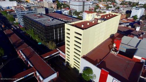 Edificio En Renta En Cuauhtemoc, Cuauhtémoc, Rah-mx-20-2193