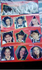 Super Poster Chiquititas Ano 97 ,fernanda ,gisele Frade .