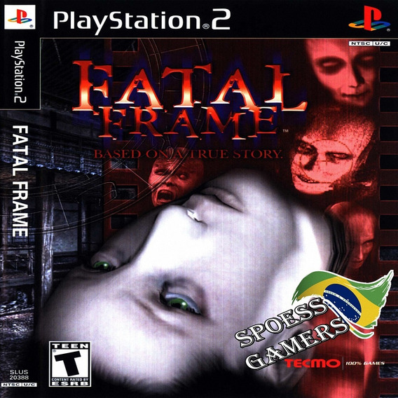 Fatal Frame 1 Ps2 Patch ( Terror ).