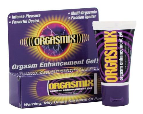 Orgasmix Gel Aceite Multiorgasmico El Mas Famoso Del Mundo