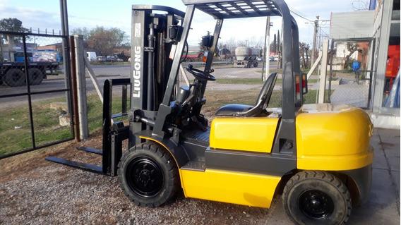 Autoelevador Cpcd30 Diesel